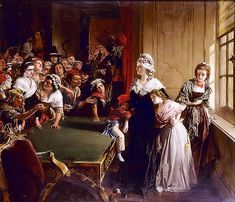 Marie Antoinette, Archduchess of Austria, Queen of France and Capetian Widow