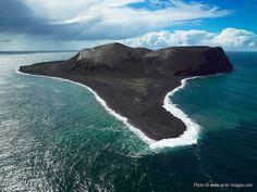 Surtsey Iceland UNESCO