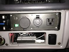 FJ60 Dash Panel Project Preview - Everything FJ60