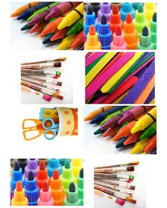 Homemade Art Supplies. For The Kids...Or You!
