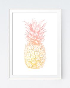 Hey, I found this really awesome Etsy listing at https://www.etsy.com/listing/230169467/pink-and-gold-pineapple-print-pink-and