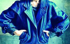 The Leather Jacket Looks Street Style, Biker, Raincoat, Leather Jacket, Detail, Jackets, Fashion, Adventure, Rain Jacket