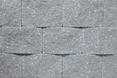 Ideal Stonewall™ Collection curved face, granite gray - Concrete Patio Pavers - Boston MA Concrete Pavers and Bricks