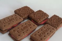 Handmade Chocolate Biscuits made with Belgian by SweetieLoveUK