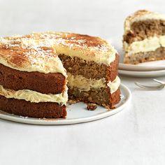 Will Torrent's cauliflower apple cake