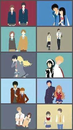 Find images and videos about anime, ao haru ride and kimi ni todoke on We Heart It - the app to get lost in what you love. Manga Anime, Anime Couples Manga, Cute Anime Couples, Otaku Anime, Manga Girl, Anime Films, Anime Characters, Applis Photo, Anime Reccomendations