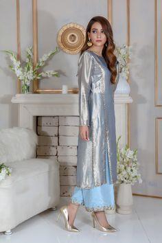 PeriWinkle – The Best Ideas Pakistani Dress Design, Pakistani Designers, Pakistani Outfits, Indian Outfits, Ethnic Outfits, Desi Wedding Dresses, Party Wear Dresses, Wedding Wear, Wedding Outfits