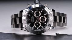 Photograph a Rolex watch, product photography lighting techniques | via fstoppers on YouTube