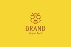 Logo for sale: Honey Logo