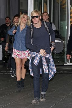 rydel and riker | 477846403-rydel-lynch-and-riker-lynch-of-r5-leave-the-gettyimages.jpg ...