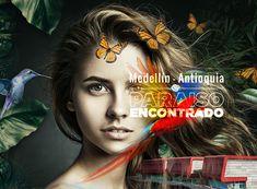 Behance, Branding, Online Portfolio, Art Direction, Adobe Illustrator, Photoshop, Gallery, Illustration, Movie Posters