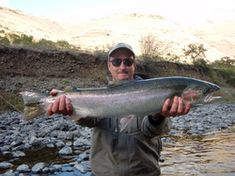 Boise area fly fishing guides for the Owyhee River & Grande Ronde in Oregon