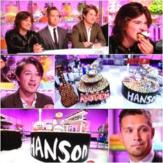 Love the Hanson Cupcake Wars episode y por que no lo he visto? si eso nada mas me la llevo viendo jajajajaja