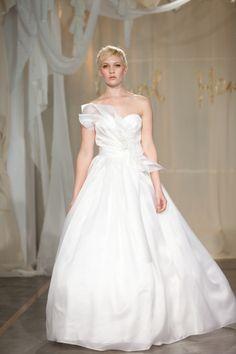Magnolia,Carol Hannah  bridal gown ,  Wedding dress #wedding