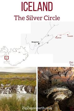 The Silver Circle Iceland - map, tips and best attractions -- Iceland Travel Tips | Iceland things to do | Iceland Itinerary | Iceland Scenery | Iceland Trip | Iceland Landscapes | Iceland Photography | things to do in Iceland | #iceland Iceland Destinations, Iceland Travel Tips, Europe Travel Tips, Famous Waterfalls, Iceland Landscape, Iceland Road Trip, Pool Picture, Best Travel Guides, Beautiful Places In The World