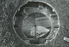 conical intersect, Gordon Matta-Clark
