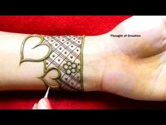 Valentine's Day Special Shaded Heart Mehndi Design for Hands Mehandi Design For Hand, Indian Mehndi Designs, Stylish Mehndi Designs, Mehndi Design Photos, Latest Mehndi Designs, Bridal Mehndi Designs, Mehndi Images, Mehndi Designs For Beginners, Mehndi Designs For Fingers