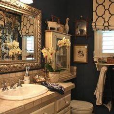 Antique Bathroom Decor, Bath Decor, Bathroom Ideas, Bath Ideas, Custom Made Curtains, Custom Shower Curtains, Bathroom Shower Curtains, Panel Curtains, Linen Curtain