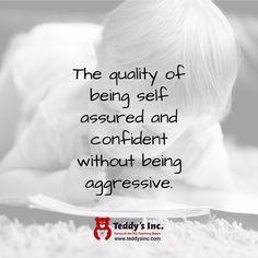 Definition of feeling Assertive.