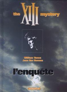 XIII, T13, L'Enquête