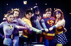 That´s 70 Show, Justice League
