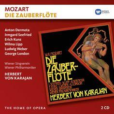 Herbert Von Karajan - Mozart: Die Zauberflote