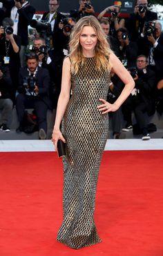 Michelle Pfeiffer at the Venice Film Festival