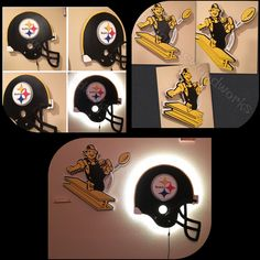 Pittsburgh Steelers new and old school