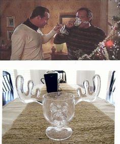 best christmas gift ever a set of christmas vacation moose mugs just - Christmas Vacation Moose Mug Set