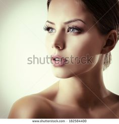 Natural Eyelash Stock Photos, Images, & Pictures | Shutterstock