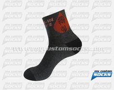 Socks designed by My Custom Socks for Meet U in 5 and 1/2 in Titusville, Pennsylvania. Multisport socks made with Coolmax fabric. #Multisport custom socks - free quote! ////// Calcetas diseñadas por My Custom Socks para Meet U in 5 and 1/2 en Titusville, Pennsylvania. Calcetas para Multideporte hechas con tela Coolmax. #Multideporte calcetas personalizadas - cotización gratis! www.mycustomsocks.com