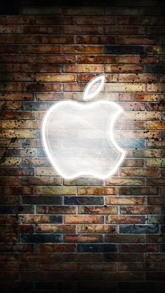 Glowing Apple iphone 5 wallpapers downloads