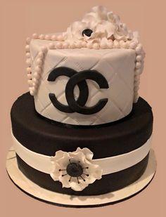 Chanel  B'day Cake