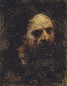 Scream Art, Carpeaux, Self Portrait Art, Art Deco, Modern Portraits, Jean Baptiste, Guache, Art Moderne, Reproduction