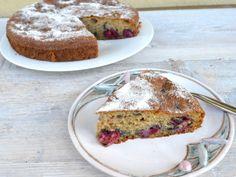 Meggyes sütemény (gluténmentes) - Receptek | Ízes Élet - Gasztronómia a mindennapokra