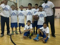 My brothers basketball team