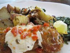 Stirring the Pot: Carmine's Chicken Alla Romana -Best Recipe of 2009