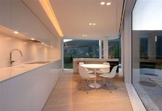 House on The Lake Lugano by JM Architectural