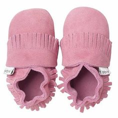 Baby Girl Shoes - Su