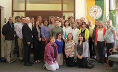Lilly Teaching Fellows from UGA visit EGSC
