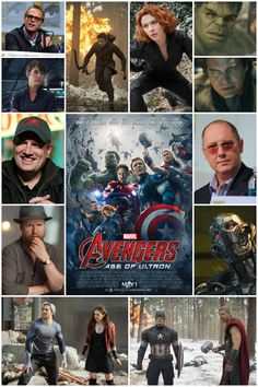 Entertainment | Movies | Join 25 bloggers for the #AvengersEvent in honor of Avengers Age of Ultron. Also get a peek at the Disneynature film Monkey Kingdom and the set of Marvel's Agents of S.H.I.E.L.D. I can't believe the talent we'll be interviewing, especially the last two listed.