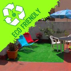 Estación Buenos Aires Hostel -   is the best choice to enjoy your stay in Buenos Aires, as every journey becomes an unforgettable experience… It is also #ecofriendly #hostel!