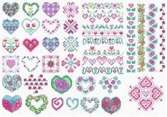 Baby Cross Stitch Motif Patterns Download Free Now Information For