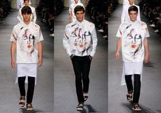 Madonna print - Spring/Summer 2013 Men's Collection, Givenchy