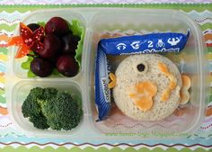 Bento-logy: Lunch at the Pool
