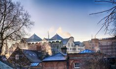 York frosty morning by Lewis Outing on 500px