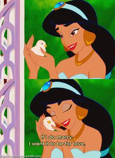 Four for you, Jasmine! You go, Jasmine! Disney Girls, Disney Love, Disney Magic, Disney Pixar, Aladdin 1992, Aladdin Movie, Walt Disney Studios, Walt Disney Company, Princesa Jasmine