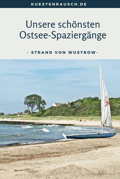 Kommt mit uns entlang der Steilküste bis zum Strand von Wustrow.