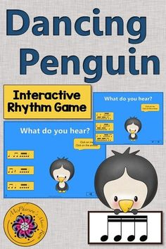 Rhythm Game! Your elementary music students will love this interactive game while aurally identifying rhythms. Engaging lesson and activity for your Orff and Kodaly classes!