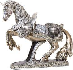 X-Gift Aramani king silver Horse Showpiece - 30 cm Price in India - Buy X-Gift Aramani king silver Horse Showpiece - 30 cm online at Flipkart.com